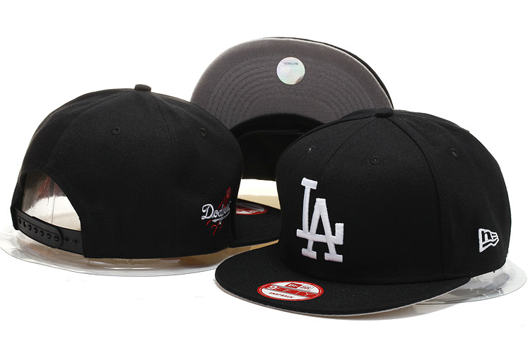 Los Angeles Dodgers Snapback Hat YS M 140802 18